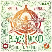 Cover-Bild zu Blackwood Briefe an mich (Audio Download) von Sabbag, Britta