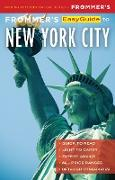 Cover-Bild zu Frommer, Pauline: Frommer's EasyGuide to New York City (eBook)