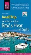 Cover-Bild zu Reise Know-How InselTrip Brac & Hvar mit Split von Schetar, Daniela