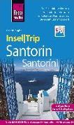 Cover-Bild zu Reise Know-How InselTrip Santorin / Santoríni von Ziegler, Cornelia