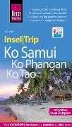 Cover-Bild zu Reise Know-How InselTrip Ko Samui, Ko Phangan, Ko Tao von Vater, Tom