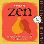 Cover-Bild zu A Year of Zen Page-A-Day Calendar 2022
