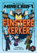 Cover-Bild zu Minecraft Erste Leseabenteuer - Finstere Kerker von Eliopulos, Nick