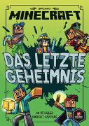 Cover-Bild zu Minecraft Erste Leseabenteuer - Das letzte Geheimnis von Eliopulos, Nick