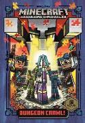Cover-Bild zu Dungeon Crawl! (Minecraft Woodsword Chronicles #5) von Eliopulos, Nick