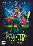 Cover-Bild zu Bund der Schattenläufer - Fuchsfeuer (eBook) von Clark, Zack Loran