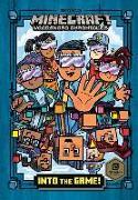 Cover-Bild zu Into the Game! (Minecraft Woodsword Chronicles #1) von Eliopulos, Nick