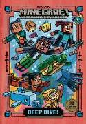 Cover-Bild zu Deep Dive! (Minecraft Woodsword Chronicles #3) von Eliopulos, Nick