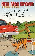 Cover-Bild zu Vier Mäuse und ein Todesfall (eBook) von Brown, Rita Mae