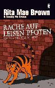 Cover-Bild zu Rache auf leisen Pfoten (eBook) von Brown, Rita Mae