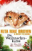 Cover-Bild zu Die Weihnachtskatze (eBook) von Brown, Rita Mae