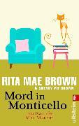 Cover-Bild zu Mord in Monticello (eBook) von Brown, Rita Mae