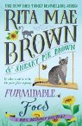 Cover-Bild zu Furmidable Foes (eBook) von Brown, Rita Mae