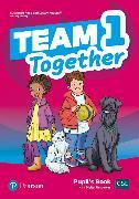 Cover-Bild zu Team Together Level 1 Team Together 1 Pupil's Book with Digital Resources Pack von Reed, Susannah