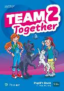 Cover-Bild zu Team Together Level 2 Team Together 2 Pupil's Book with Digital Resources Pack von Bentley, Kay