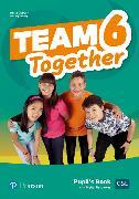 Cover-Bild zu Team Together Level 6 Team Together 6 Pupil's Book with Digital Resources Pack von Osborn, Anna