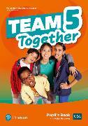 Cover-Bild zu Team Together Level 5 Team Together 5 Pupil's Book with Digital Resources Pack von Lambert, Viv