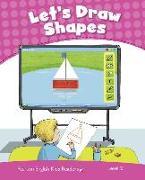 Cover-Bild zu Penguin Kids 2 Let's Draw Shapes Reader CLIL von Bentley, Kay