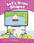 Cover-Bild zu Penguin Kids 2 Let's Draw Shapes Reader CLIL AmE von Bentley, Kay