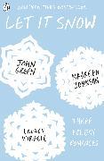 Cover-Bild zu Let It Snow (eBook) von Green, John