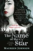 Cover-Bild zu Name of the Star (Shades of London, Book 1) (eBook) von Johnson, Maureen
