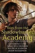 Cover-Bild zu Tales from the Shadowhunter Academy (eBook) von Clare, Cassandra