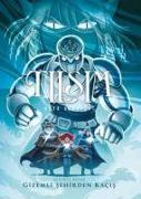 Cover-Bild zu Gizemli Sehirden Kacis von Kibuishi, Kazu