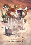 Cover-Bild zu Tilsim 3 - Bulutlarin Arasinda von Kibuishi, Kazu