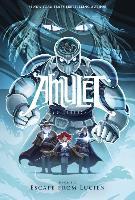 Cover-Bild zu Escape from Lucien (Amulet #6), 6 von Kibuishi, Kazu