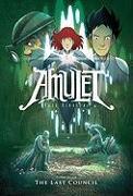 Cover-Bild zu Amulet 04: The Last Council von Kibuishi, Kazu