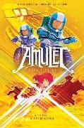 Cover-Bild zu Supernova (Amulet #8) von Kibuishi, Kazu