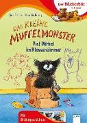 Cover-Bild zu Das kleine Muffelmonster. Viel Wirbel im Klassenzimmer von Boehme, Julia