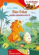 Cover-Bild zu Dino Oskar und das geheimnisvolle Ei von Kaup, Ulrike