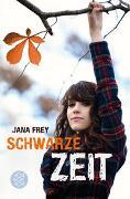Cover-Bild zu Schwarze Zeit von Frey, Jana