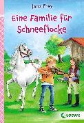 Cover-Bild zu Eine Familie für Schneeflocke (eBook) von Frey, Jana