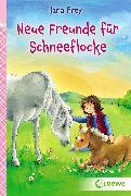 Cover-Bild zu Neue Freunde für Schneeflocke (eBook) von Frey, Jana