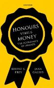 Cover-Bild zu Honours versus Money (eBook) von Frey, Bruno S.