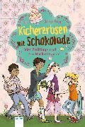 Cover-Bild zu Kichererbsen mit Schokolade (2). Vier Zwillinge und ein Hochzeitspaar (eBook) von Frey, Jana