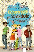 Cover-Bild zu Kichererbsen mit Schokolade (1). Familienchaos für Anfänger (eBook) von Frey, Jana