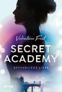 Cover-Bild zu Fast, Valentina: Secret Academy (eBook)