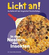 Cover-Bild zu In den Nestern der Insekten von Krawczyk, Sabine (Illustr.)