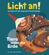 Cover-Bild zu Tiere unter der Erde von Moignot, Daniel (Illustr.)