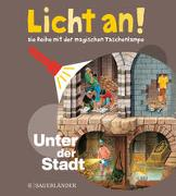 Cover-Bild zu Unter der Stadt von Fuhr, Ute (Illustr.)