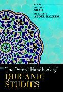 Cover-Bild zu The Oxford Handbook of Qur'anic Studies von Shah, Mustafa (Senior Lecturer in Islamic Studies, School of Oriental and African Studies, University of London) (Hrsg.)