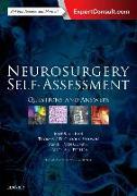 Cover-Bild zu Neurosurgery Self-Assessment von Shah, Rahul S. (Specialty Registrar in Neurosurgery and Wellcome Trust Clinical Research Fellow, University of Oxford, Oxford, UK)