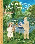 Cover-Bild zu Ella im Garten von Giverny von Fehr, Daniel