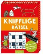 Cover-Bild zu Knifflige Rätsel von Kiefer, Philip