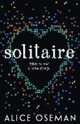 Cover-Bild zu Solitaire von Oseman, Alice