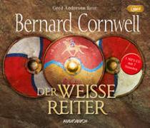 Cover-Bild zu Der weiße Reiter (MP3-CD) von Cornwell, Bernard