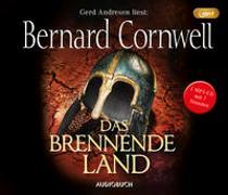 Cover-Bild zu Das brennende Land (MP3-CD) von Cornwell, Bernard